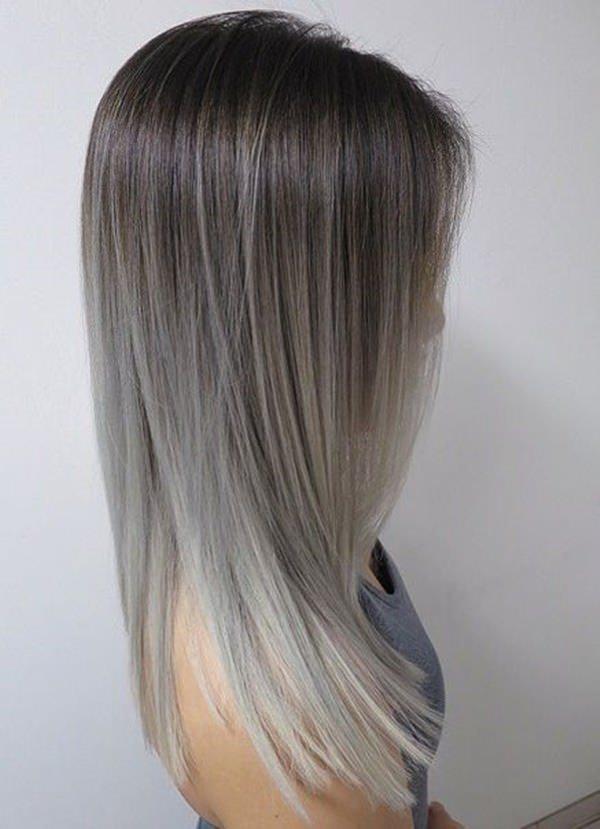 Silver hair 5