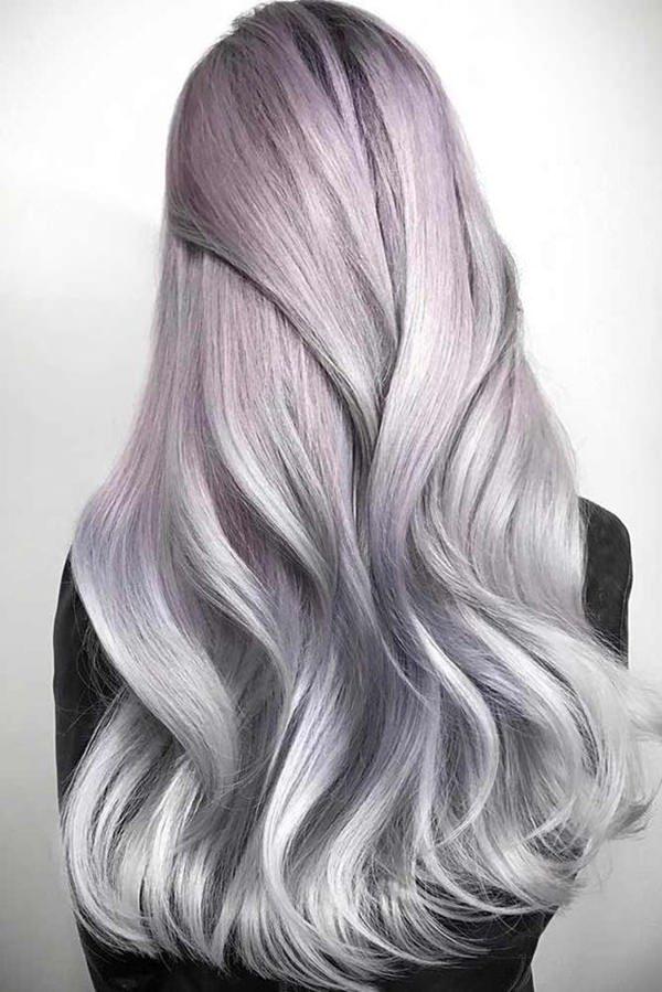 Silver hair 27