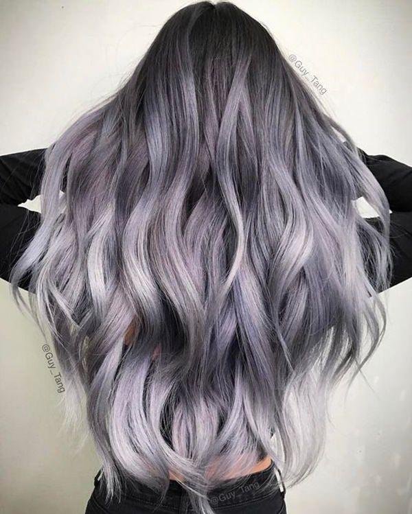 Silver hair 8