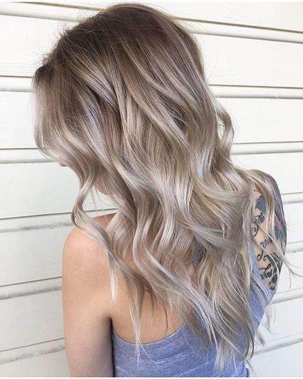 Silver hair 32