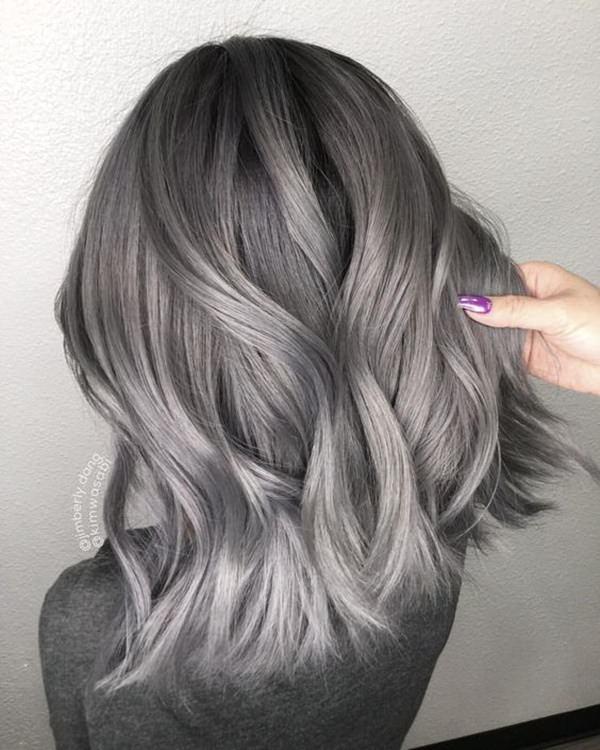 Silver hair 31