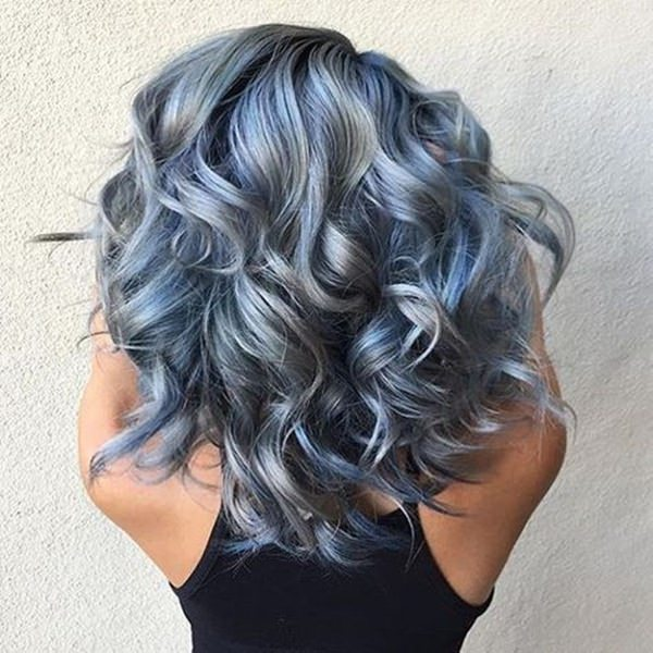 Silver hair 53