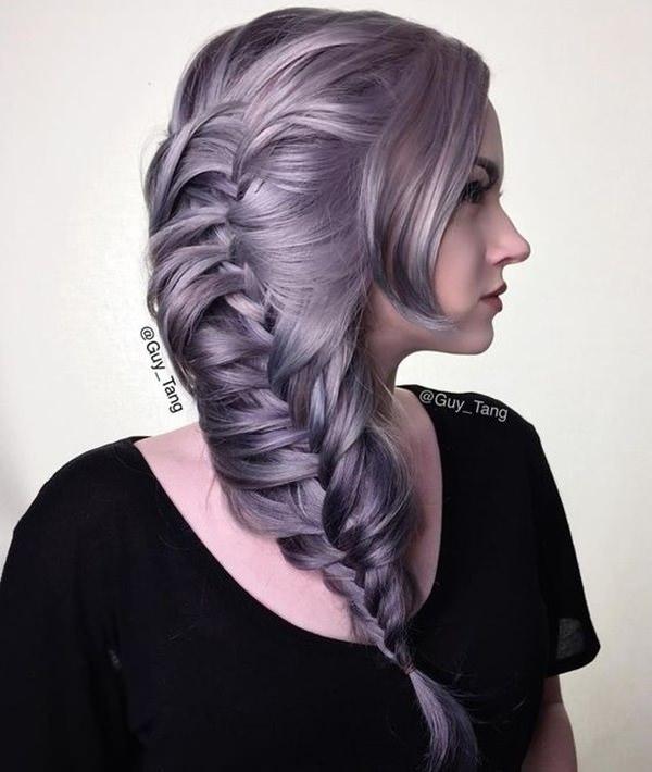 Silver hair 50