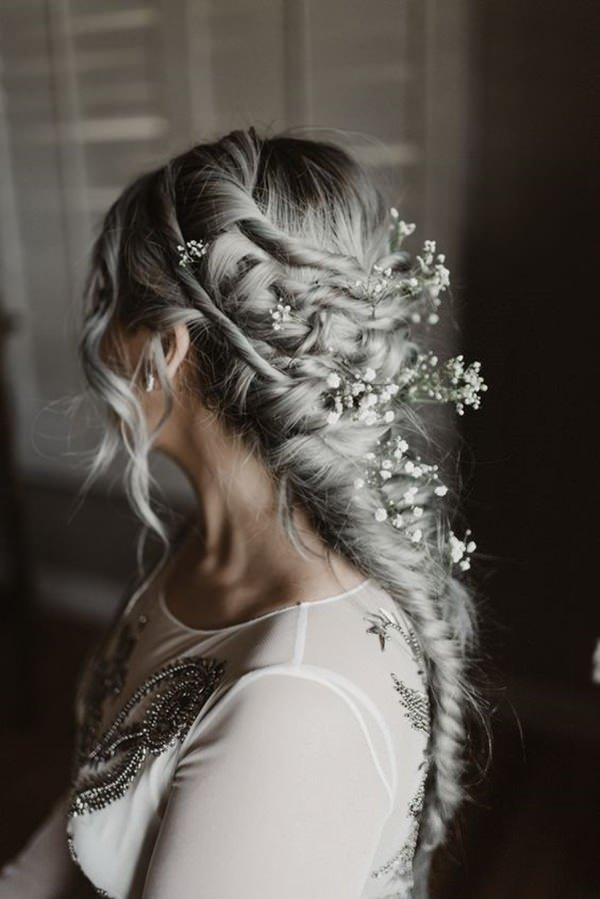 Silver hair 68
