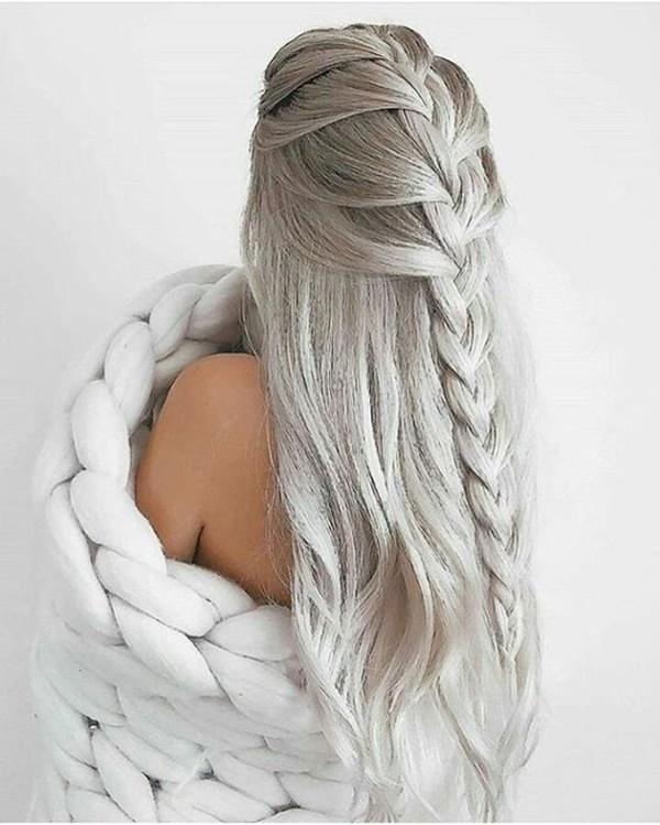 Silver hair 59
