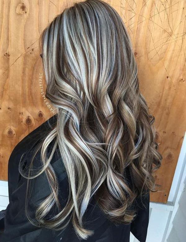 Silver hair 67