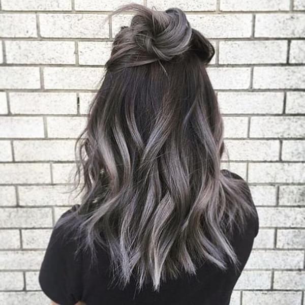 Silver hair 82