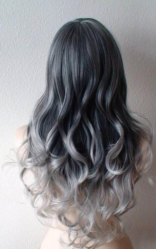 Silver hair 78