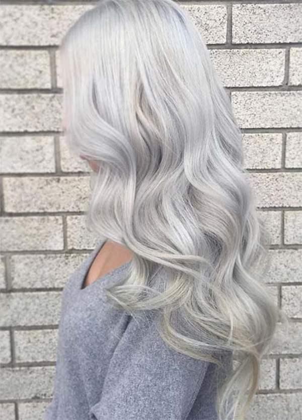 Silver hair 79