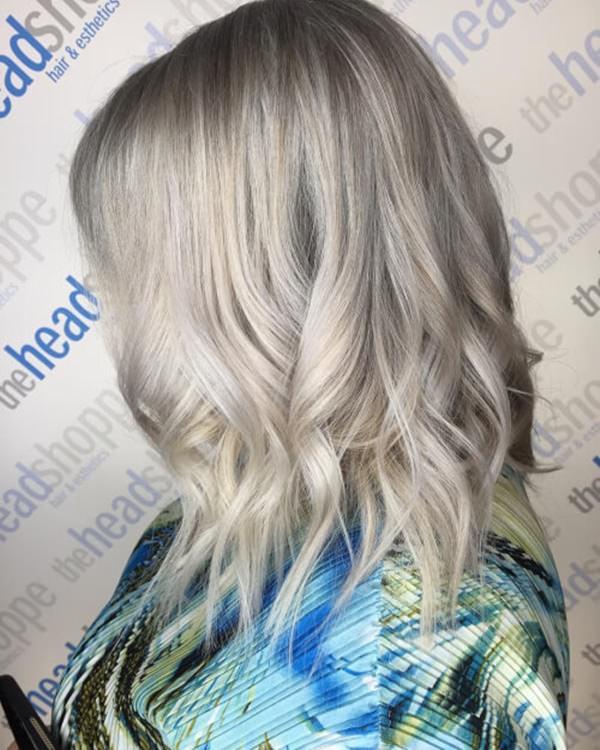 Silver hair 70