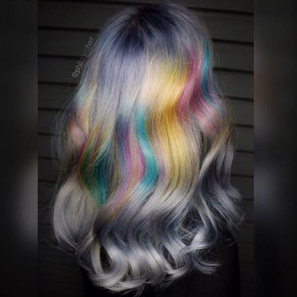 Silver hair 92