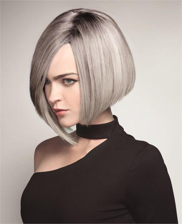 Silver hair 86