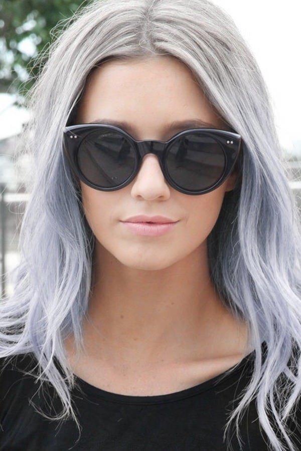 Silver hair 93