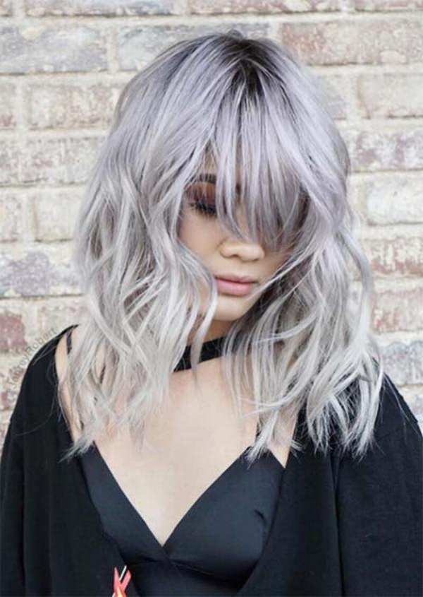 Silver hair 89