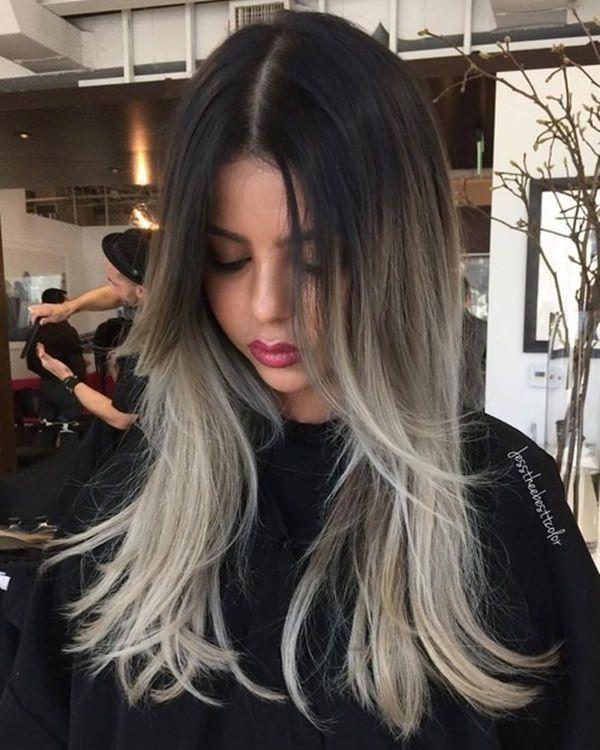Silver hair 88