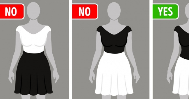 10 Best Optical Illusions That will Help You Look Slimmer