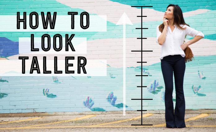 Easy Tips and Tricks to Look Taller and Slimmer