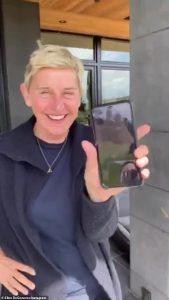 Ellen DeGeneres provides social media followers light-hearted leisure as she FaceTimes Kevin Hart