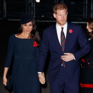 Prince Harry and Meghan Markle Quit the Royal Family Via Email