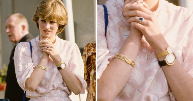 Do you Know Why Princess Diana Used 2 Watches on Her Wrist?