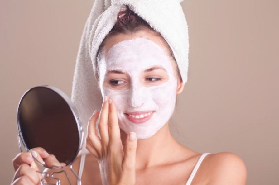 Properly cleanse, tone, and moisturize your skin