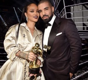 Rihanna and Drake Playfully Tease Each Other on Instagram Live