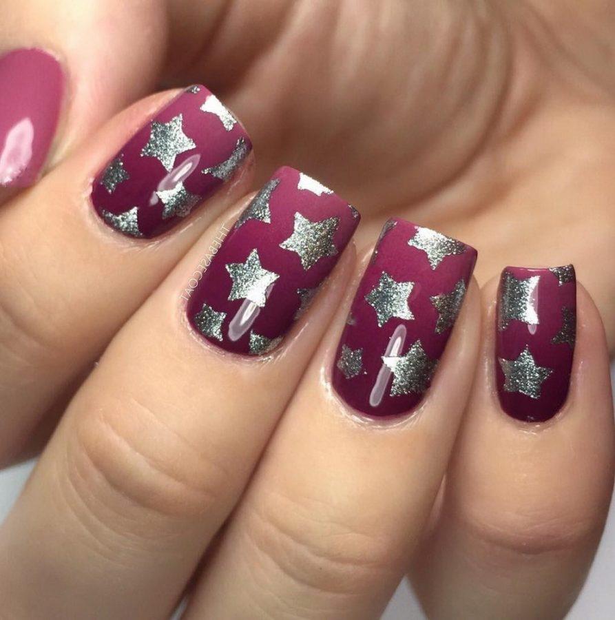 Star Nails Designs