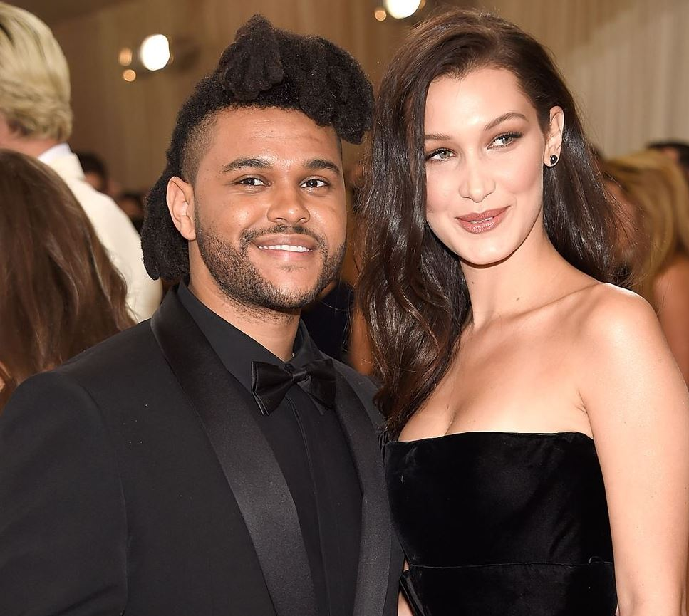 The Weeknd's new Song is All About Bella Hadid