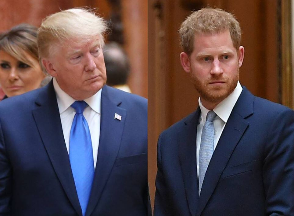 Trump informs Prince Harry, Meghan Markle 'they should pay' for safety and security