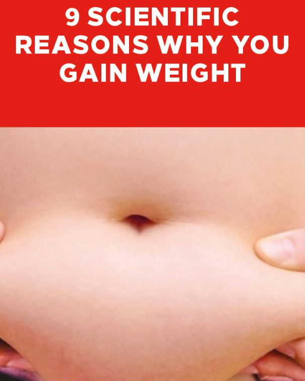 What really causes weight gain