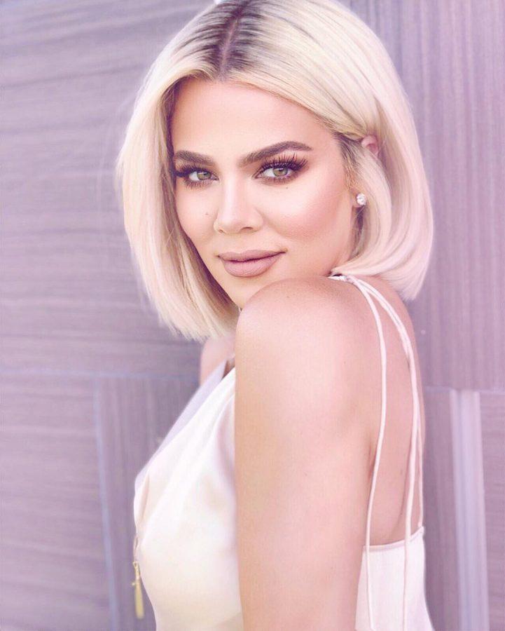 khloe kardashian short hair