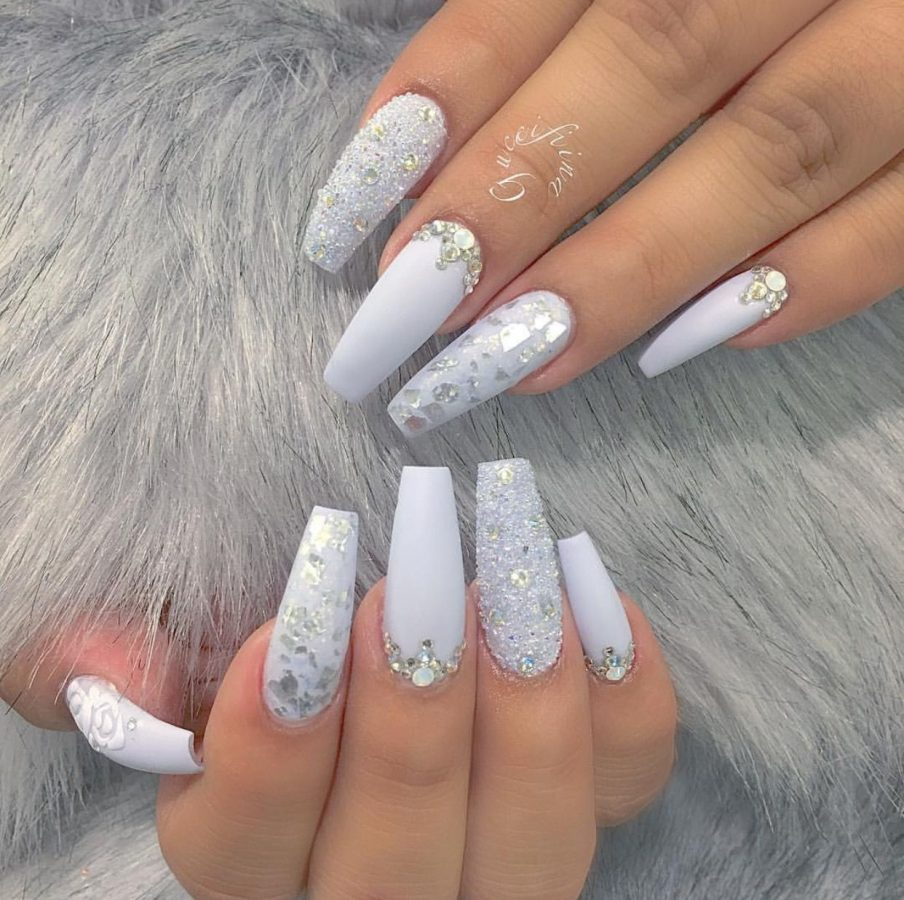 long luxury nails