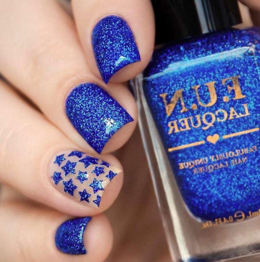 new star nails
