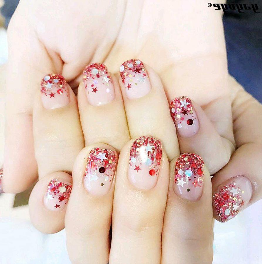 tip star nails