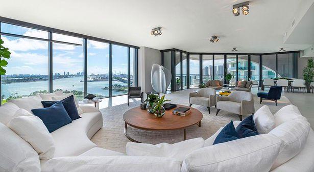 David Beckham Miami House