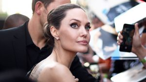 Angelina Jolie was crying all the time When She Saw Suffering in the World