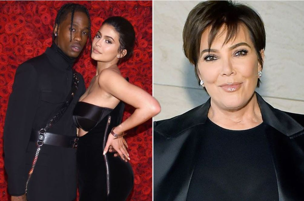 Kris Jenner Wants Travis Scott and Kylie Jenner to Get Married