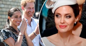Meghan Markle Want to Be Mentored by Angelina Jolie