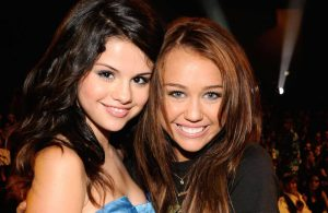 Miley Cyrus And Selena Gomez Had The Sweetest Reunion