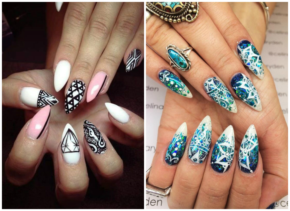 Rarity Nails ideas