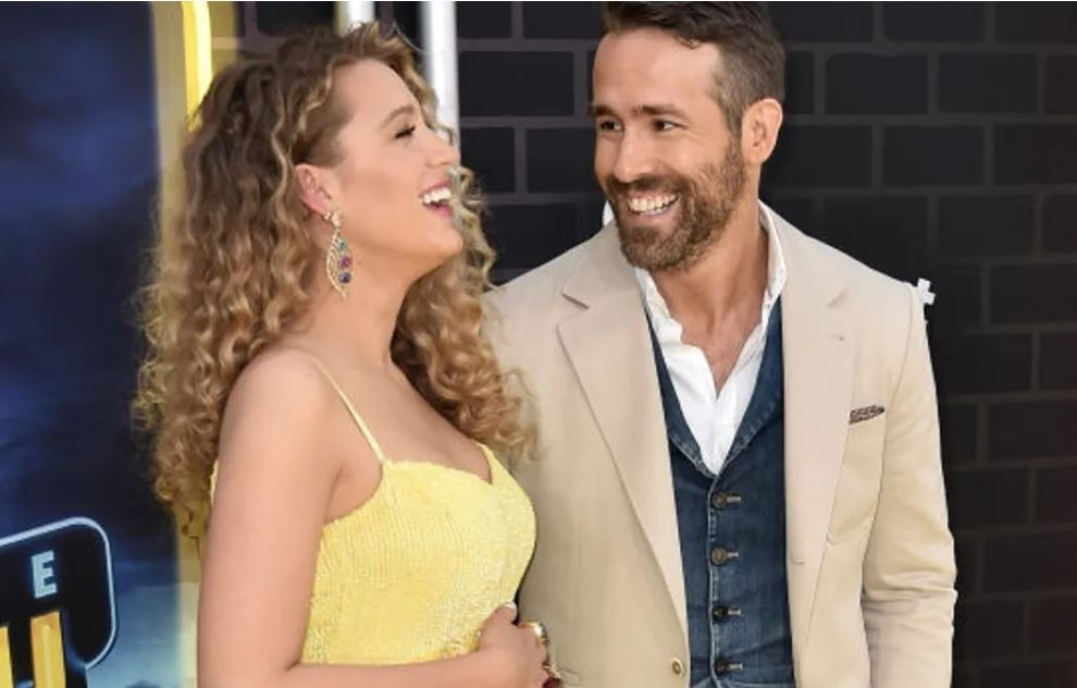 Ryan Reynolds He's 'Mostly Drinking' in Quarantine With Blake Lively