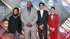 Shaquille O'Neal And All His Sons Made the Best Viral TikTok Dance Challenge