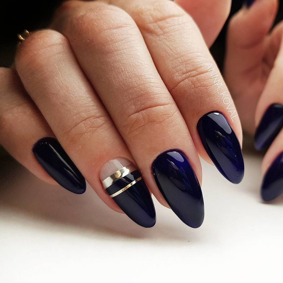 violet Rarity Nails