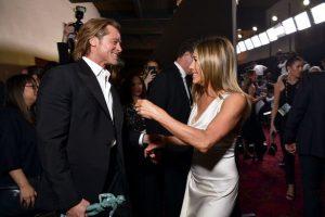 Angelina Jolie confirm rumours about Brad Pitt and Jennifer Aniston