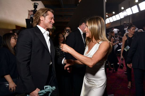 Angelina Jolie confirm rumours about Brad Pitt and Jennifer Aniston