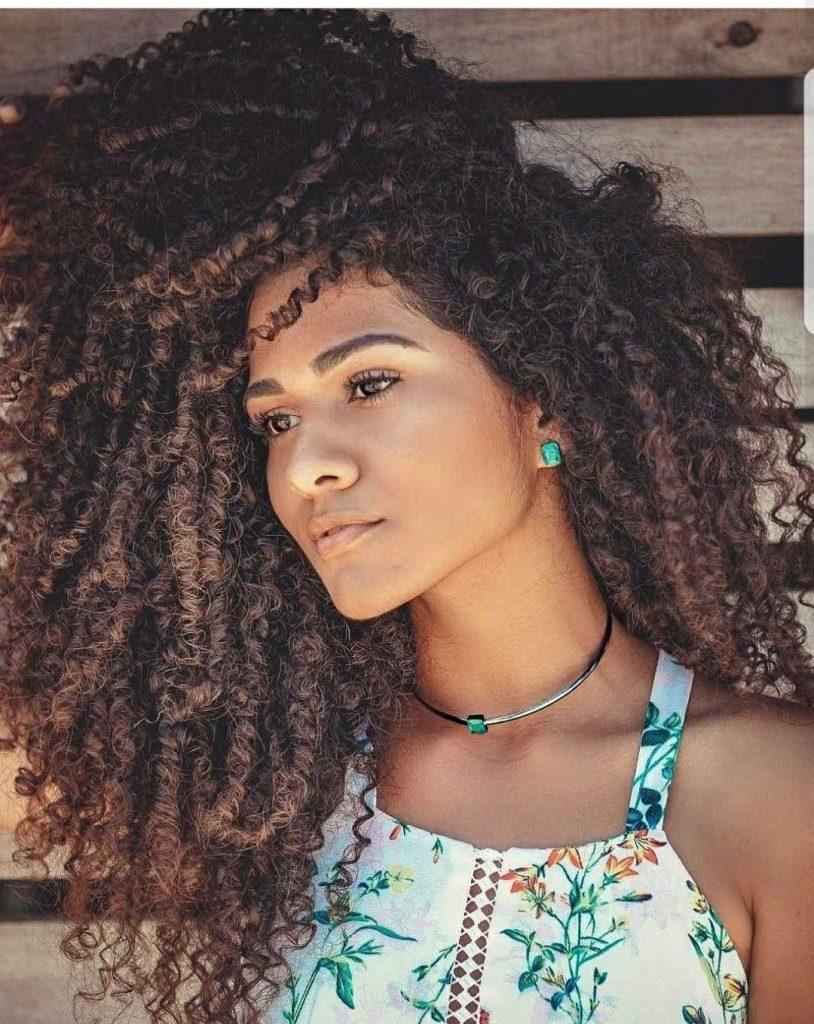 Tiana Curly do