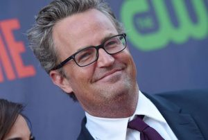 Matthew Perry is searching for love on online dating