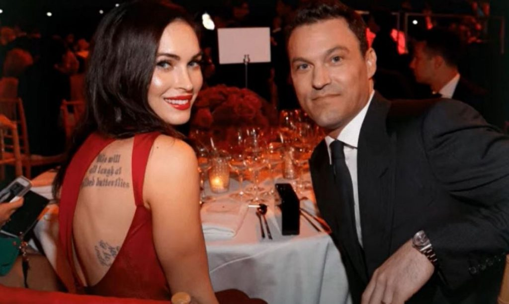Brian Austin Green is desperate and wants Megan Fox back