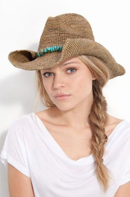 Cowgirl Hairstyles for Kids