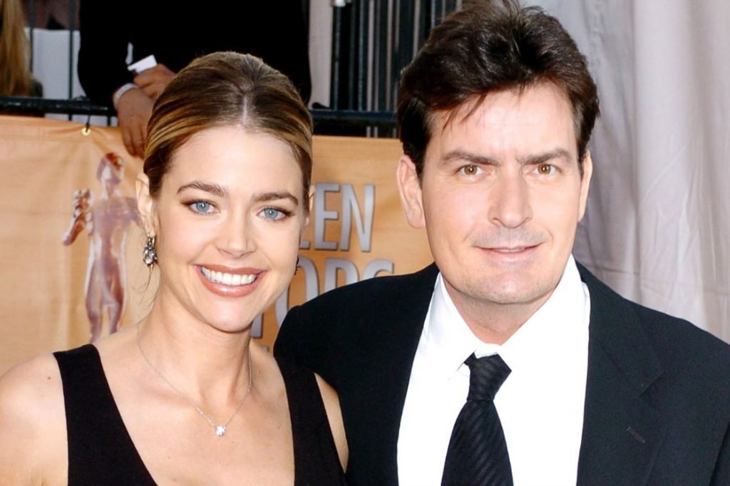 Denise Richards about Marriage with Charlie Sheen